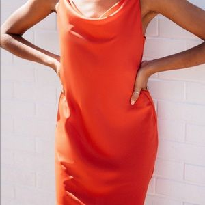 ❤️❤️Urban Outfitters Cowl Neck Slip Dress❤️❤️